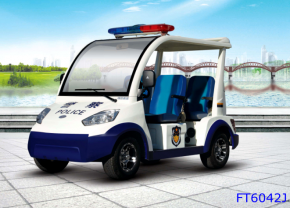 4座电动巡逻车 FT6042J