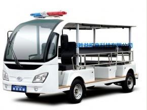 警务巡逻车