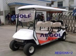 6座高尔夫球车AEG104A+2
