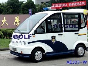 5座封闭巡逻车 AEJ05-W