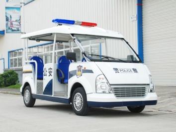 燃油巡逻车4-8座 WLQ5080