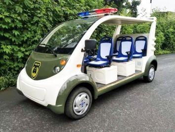 6-8座电动巡逻车 GD08B