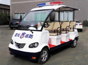 6-8座电动巡逻车 AEJ109M-2