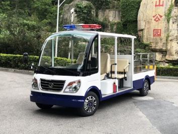 4-8座巡逻车(带斗)ZHGQ11A